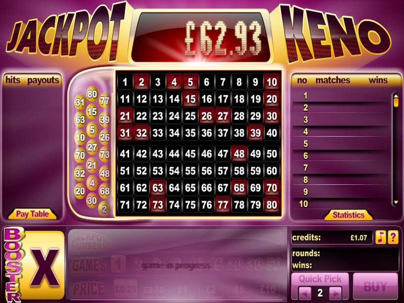 Is Keno a great Gamble?