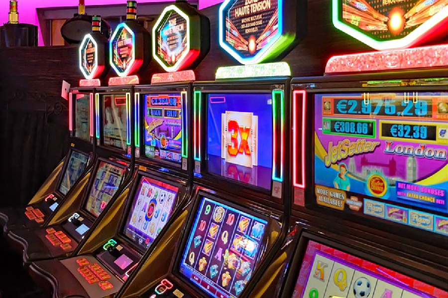 Learning the Basics of Online Slot Machines