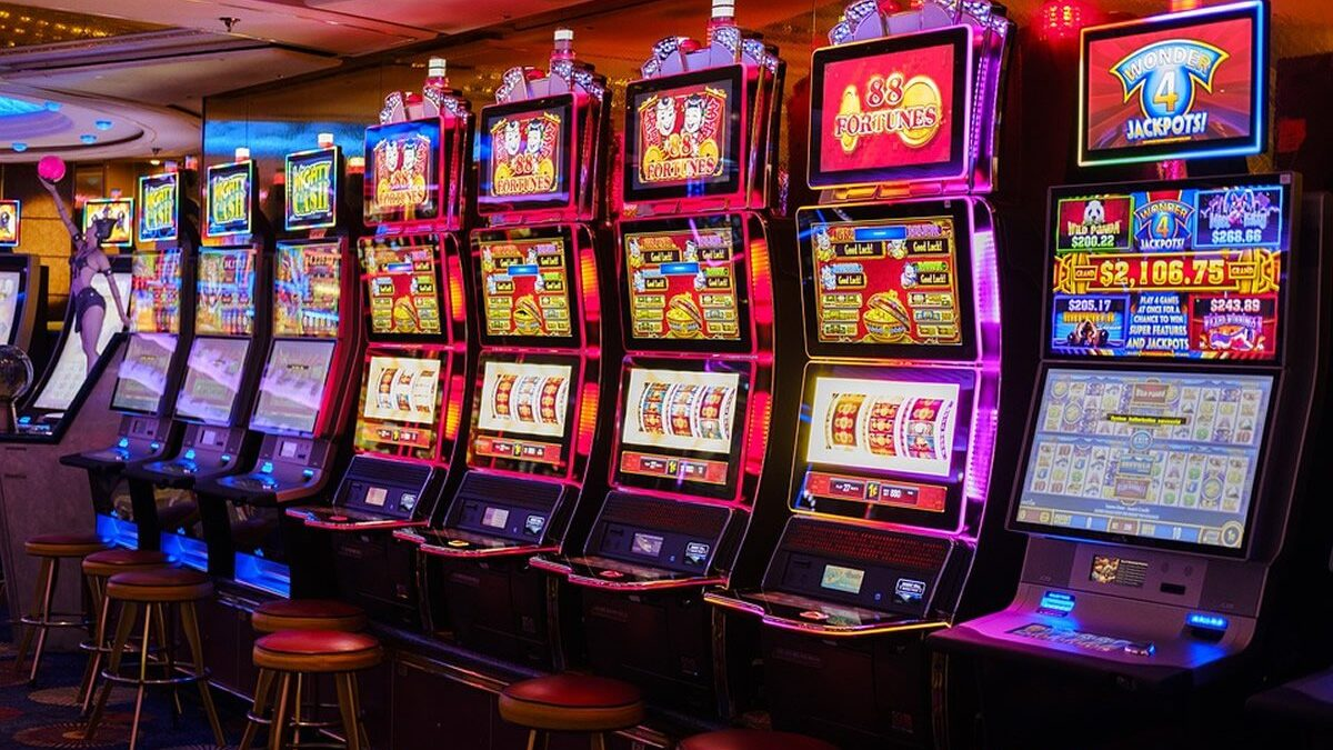 Best Way To Learn To Play The Slot Machine