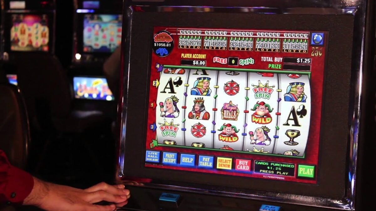 Start with the Slot Gaming Today