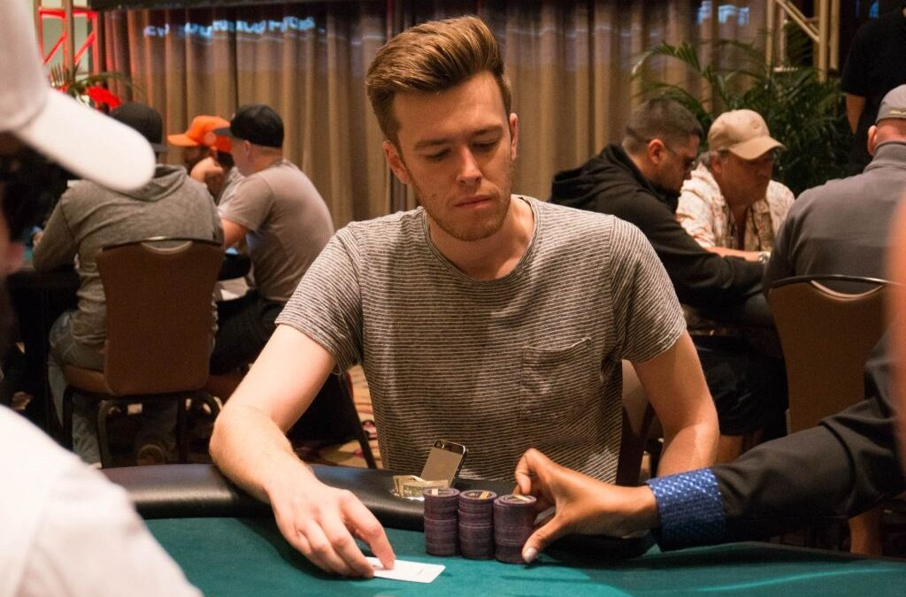 Follow the professional players and streamers to learn poker